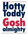 Hotty Toddy 8x10