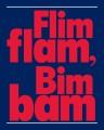 Flim Flam Bim Bam Blue 8x10