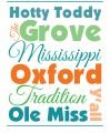 Oxford-Ole Miss 8x10