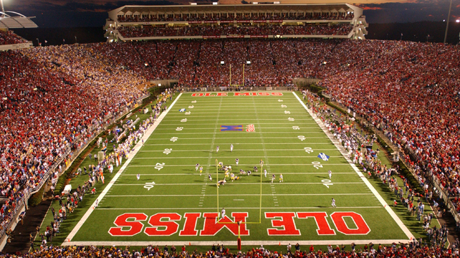 Football Season Ticket Renewals Due By April 30 - Ole Miss ...