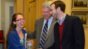 Taylor Cook Named 2012 Udall Scholar