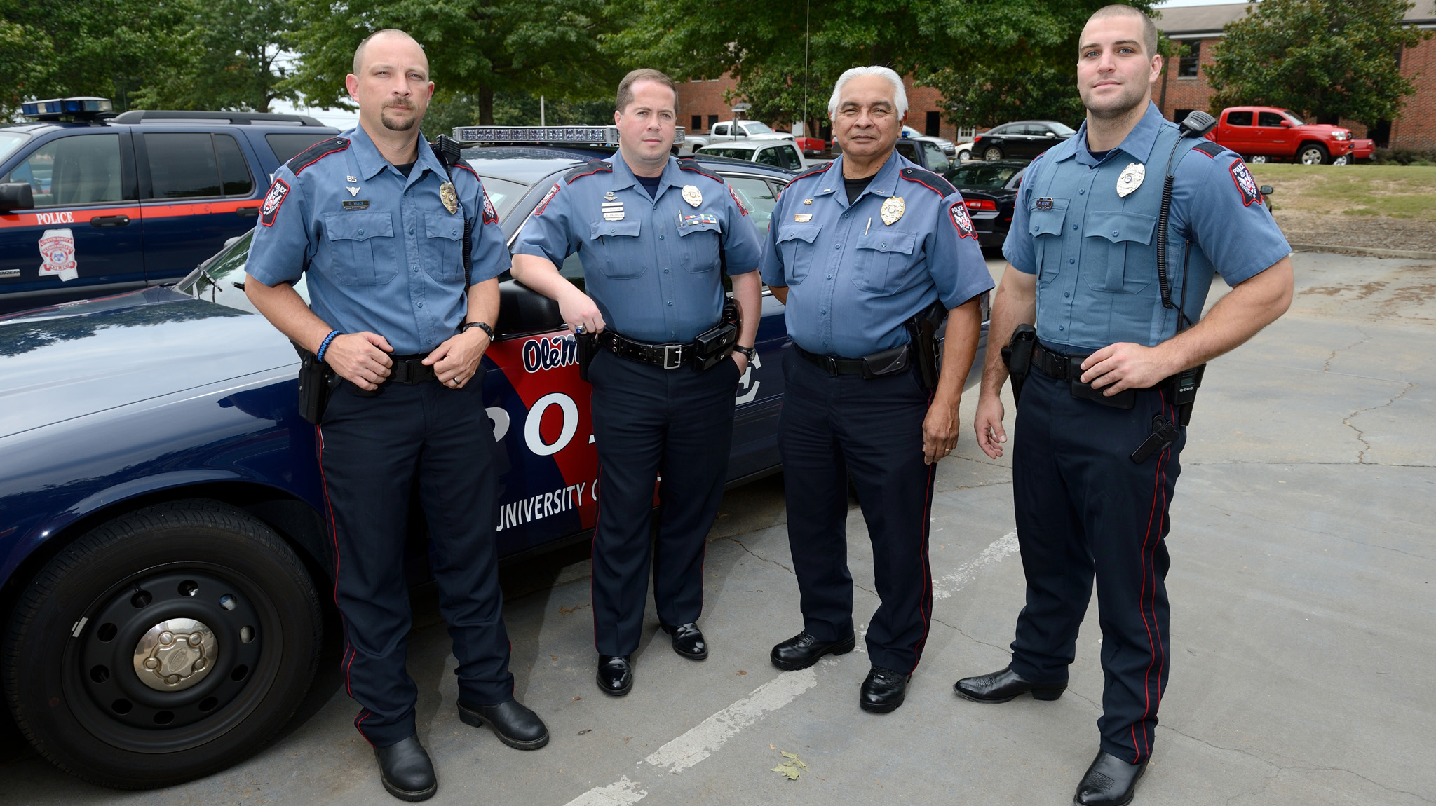 UPD Officers' Fast Response Helps Accident Victims Avoid