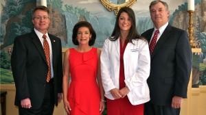 Murphree Family Creates Scholarship to Support UM Pharmacy Students