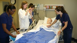 UM School of Pharmacy Patient Simulation