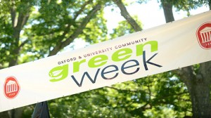 UM Green Week Explores 'Enough for All, Forever' April 22-26