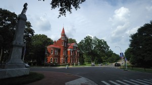 Ventress Hall, Photo by UM Photographer Kevin Bain