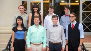 Ten Exceptional UM Freshmen Awarded Top McDonnell Barksdale, Raymond Scholarships in Honors College