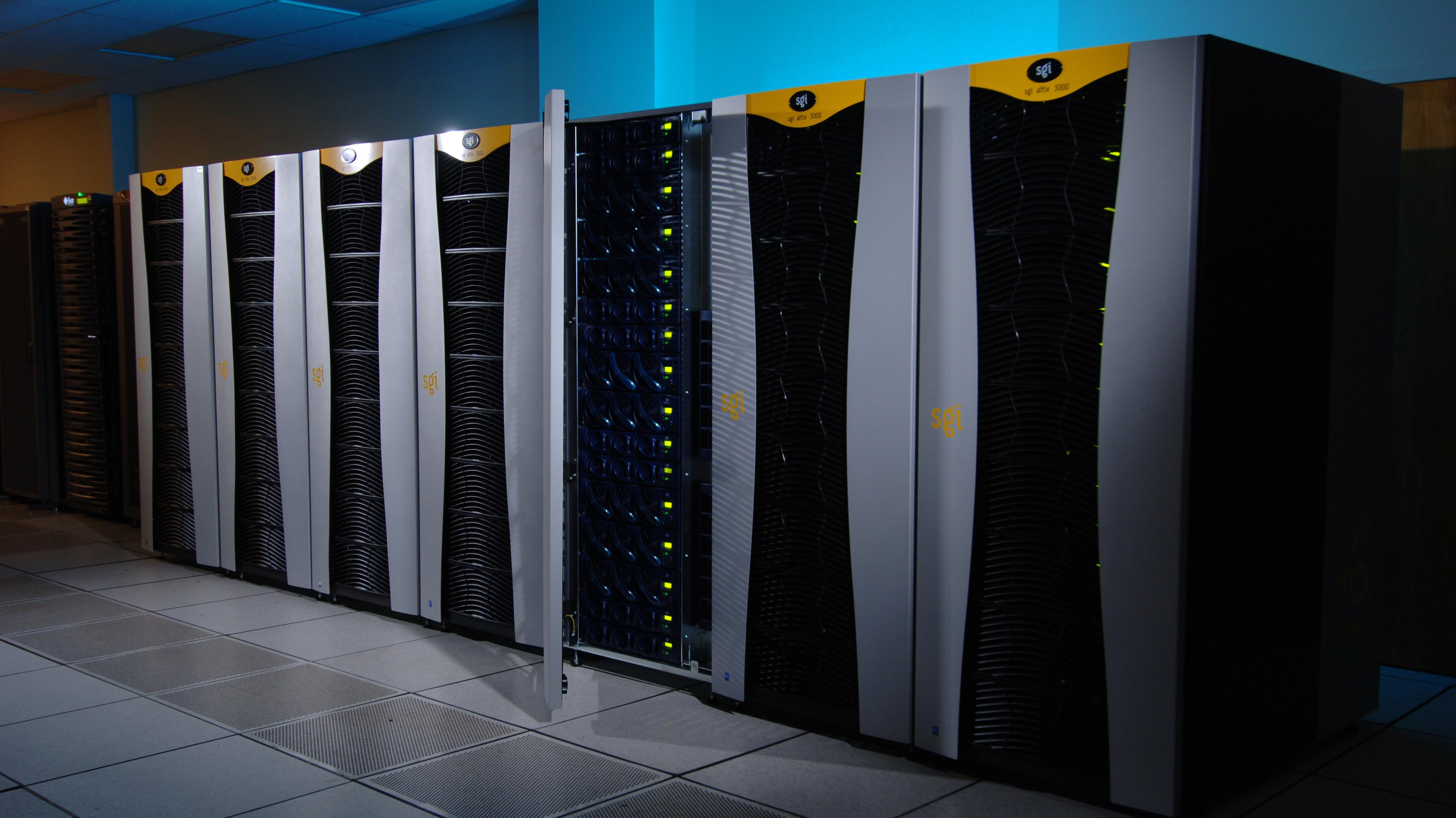 supercomputer - Ole Miss News