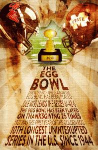 Egg Bowl 2013