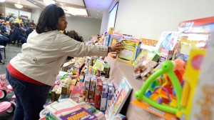 Books and Bears Brightens Holiday Season at UM