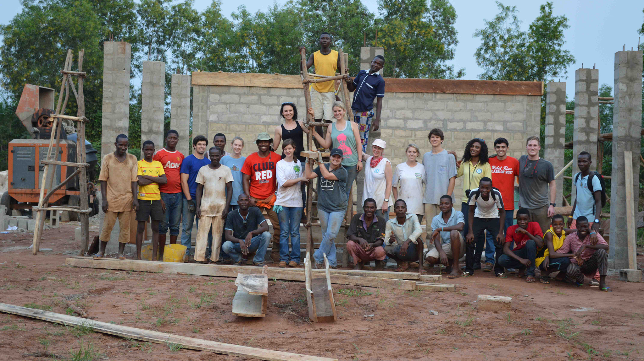 Engineers Without Borders - Ole Miss News