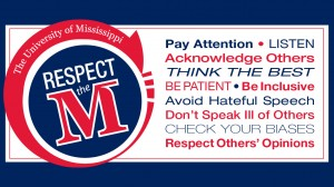 Respect the M