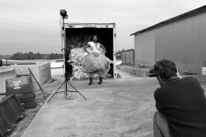On Location: Sustainability Goes High Fashion