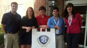 MBA Students Sharpen Business Skills for Case Competition