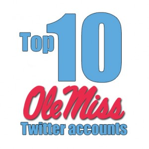 The Top 10 Ole Miss-related Twitter accounts you should be following