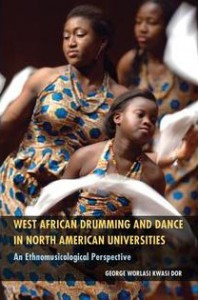 UM Professor Publishes Book on African Drum and Dance Ensembles