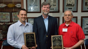Ole Miss MBA Program Bestows Honors on Alumni, Faculty, Students