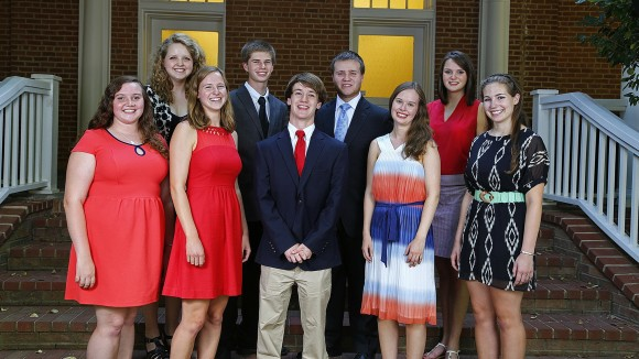 Croft Institute Announces Its 2014-15 Scholars