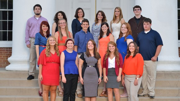 UM Admits 17 into Mississippi Excellence in Teaching Program