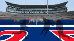 South End Zone renovation rendering