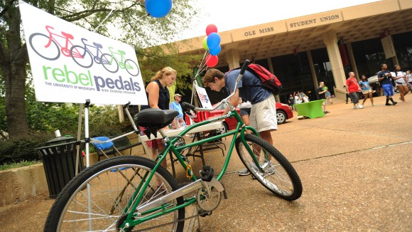UM Receives Honorable Mention as Bicycle Friendly University