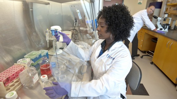 UMMC Among Top 10 Medical Schools to See Increase in Research Funding