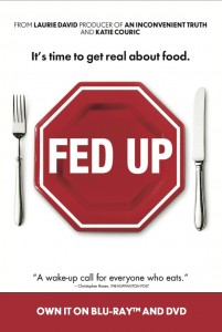 Fed Up DVD Poster