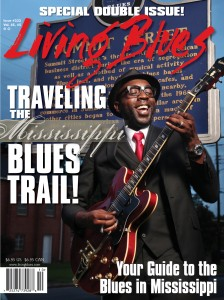 Living Blues' October Edition Highlights Blues Tourism