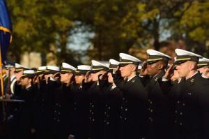 Military Appreciation events begin Nov. 8.