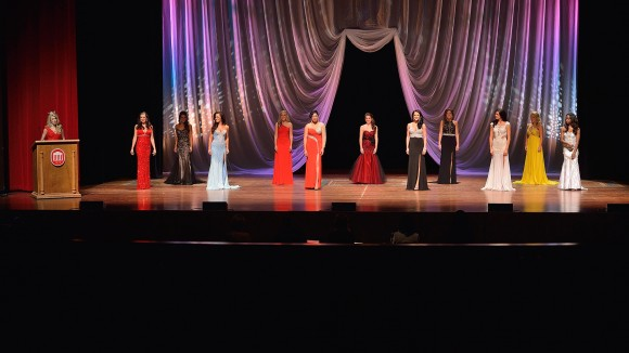 Miss University Pageant Set for Wednesday