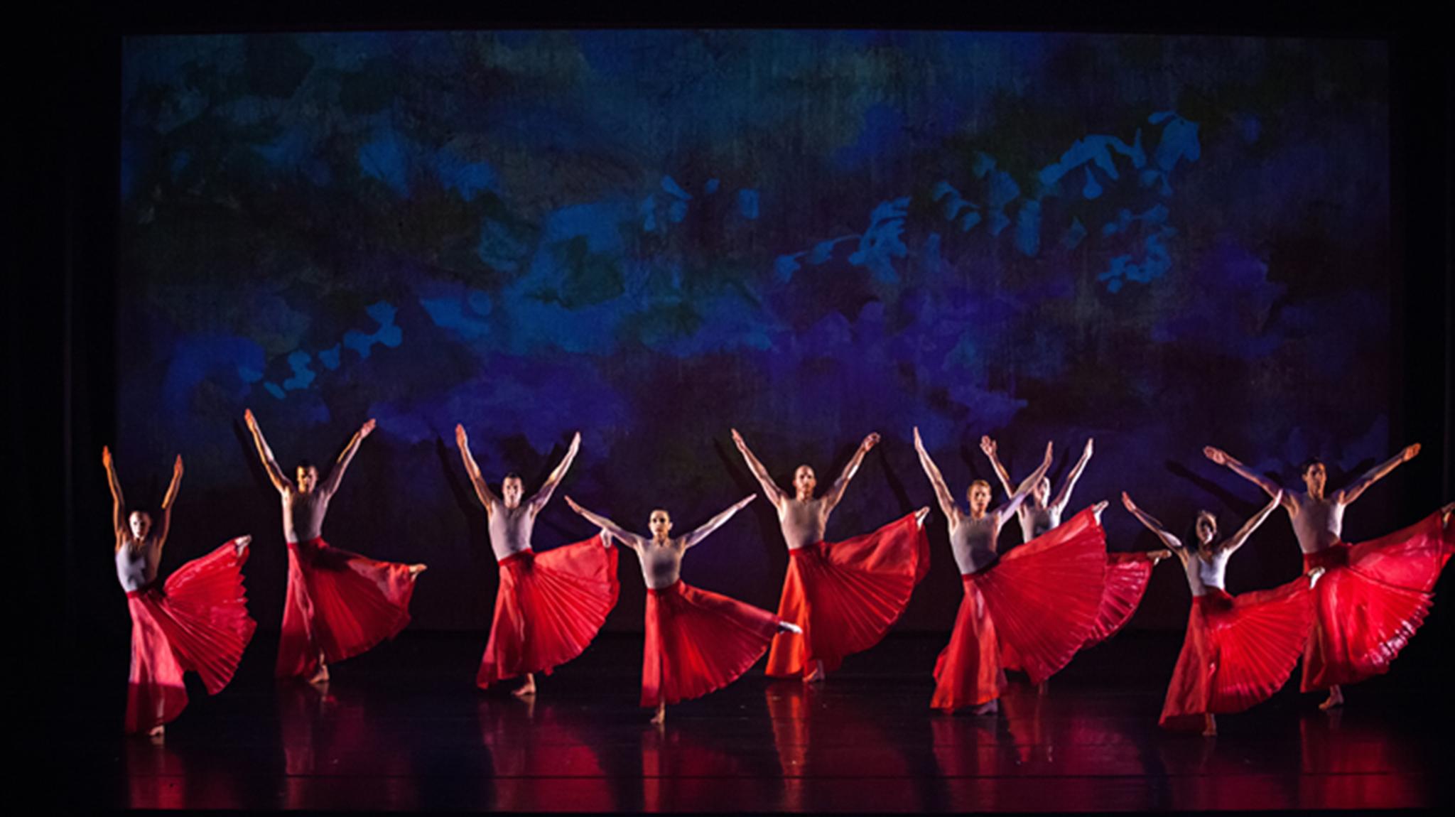 bacs meet 2014 modern dance companies