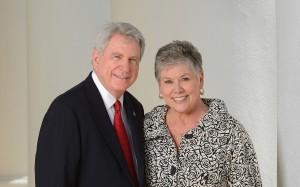 Dan and Lydia Jones