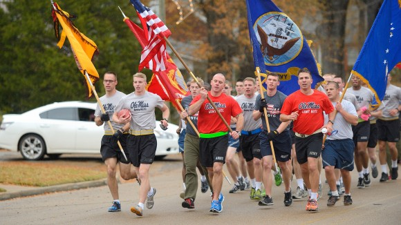 Second Annual Egg Bowl Run Set for Monday