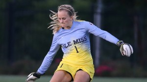 Ole Miss vs Memphis on September 7th, 2014 in Oxford, MS.