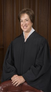 Supreme Court Justice, Elena Kagan. Photo by, The Collection of the Supreme Court of the United States