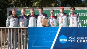 Ole Miss Cross Country team grabs top honors