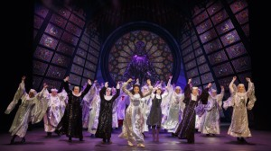Tony-nominated Broadway musical Sister Act will be at the Ford Center Nov. 10.