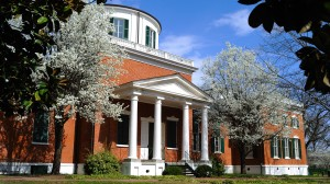 Barnard Observatory houses the Center for the Study of Southern Culture and the Southern Foodways Alliance.