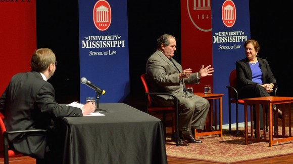 U.S. Supreme Court Justices Give Advice to UM Law Students