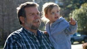 Jack McClurg and granddaughter Lylah