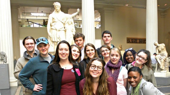 Honors College Class Explores 'Who Owns The Past?'
