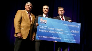ole miss peach bowl scholarships charitable chick-fil-a 2014 the university of mississippi gary stokan academic win college football