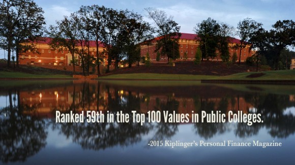 UM Remains a Kiplinger's 'Best Value'