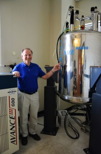 NMR spectrometers ole miss school of pharmacy university of mississippi drug-discovery process research development software nuclear magnetic resonance