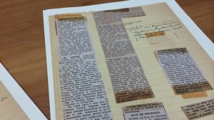 James Silver's notes for the enlarged edition of Mississippi: The Closed Society now have a new home at the J.D. Williams Library.