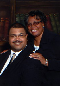 UM graduates Edwin and Fannie Smith now pastor the New Freedom Church of God in Christ in Oxford.