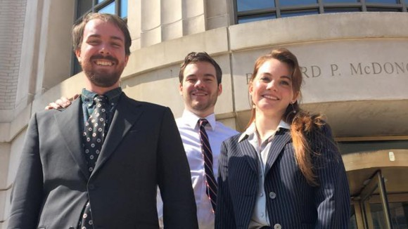 UM Team Wins North American Championship in Space Law
