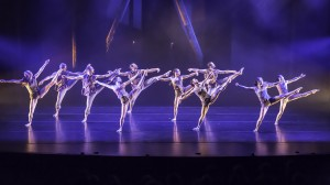 Koresh Dance Company will perform at the Gertrude C. Ford Center for the Performing Arts Saturday, May 2.