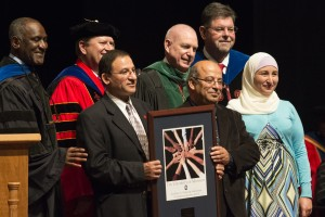 Civil Engineering Department Honored for Promoting Inclusiveness