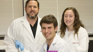 Stamps Scholar Recognized by Autism Science Foundation